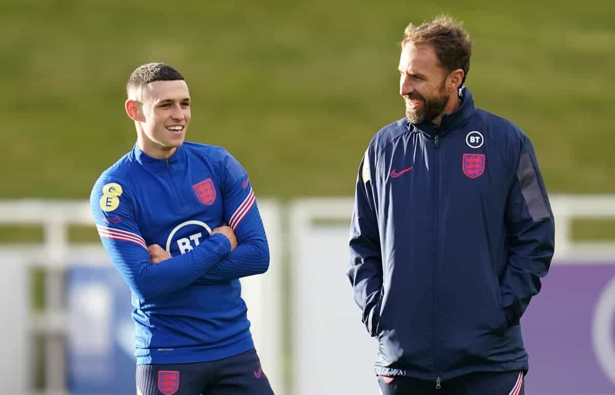 Gareth Southgate makes bold claim on Phil Foden as he noticed something when he was 15