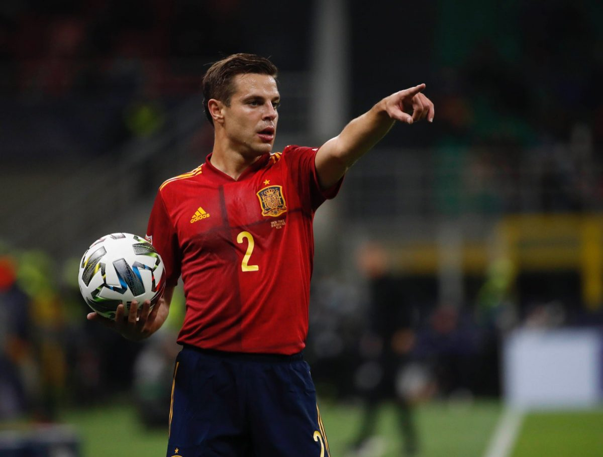 Cesar Azpilicueta sends bold message after Spain's Nations League defeat to France