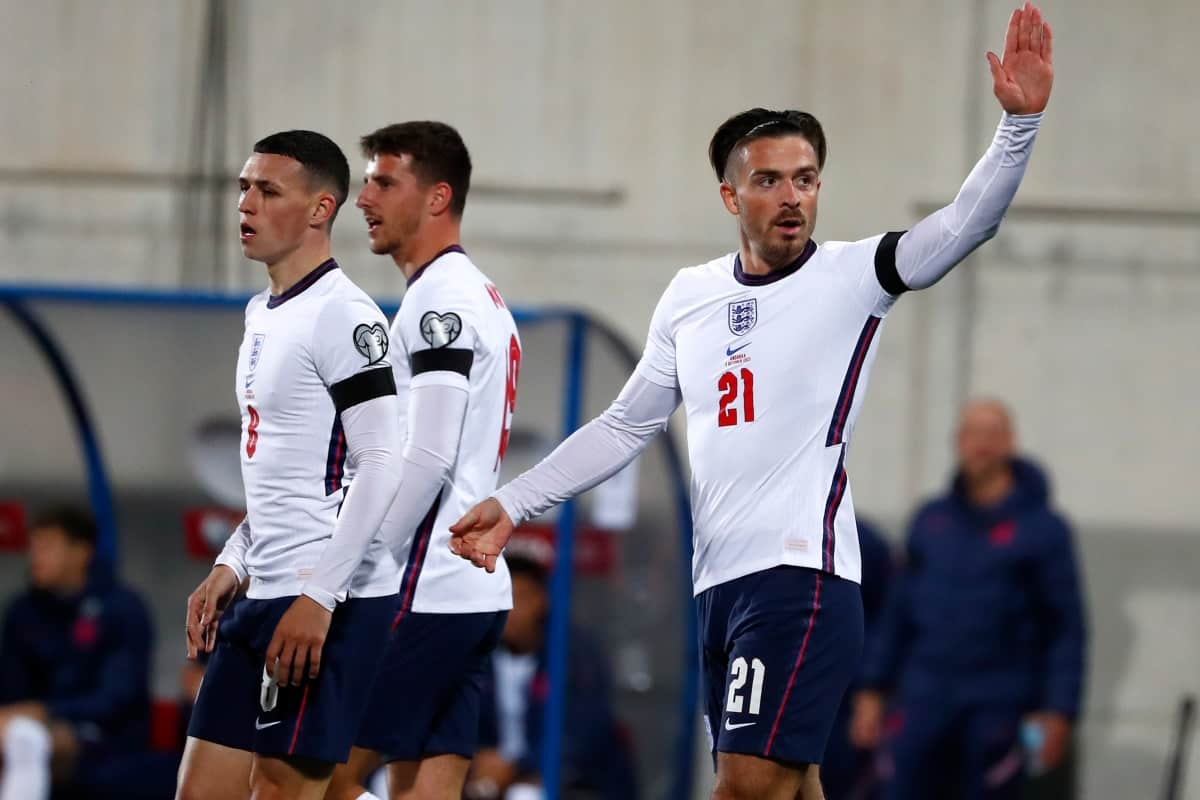 What Jack Grealish did in England's shock 1-1 draw with Hungary
