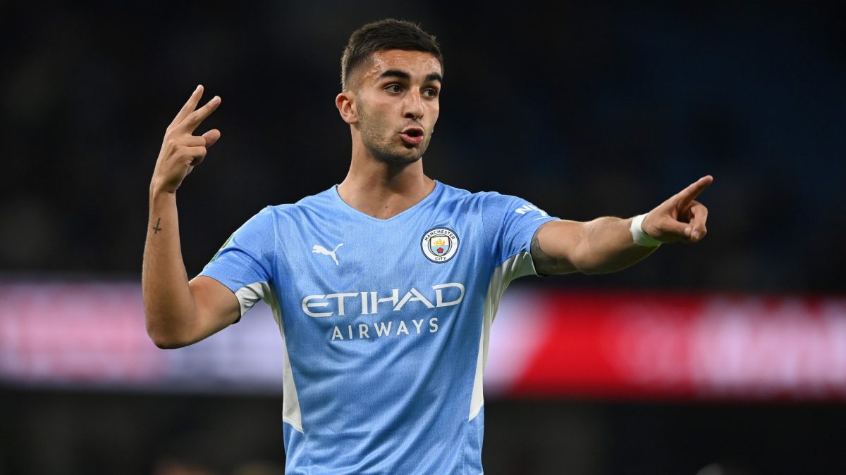 Manchester City suffer an injury blow ahead of Burnley clash