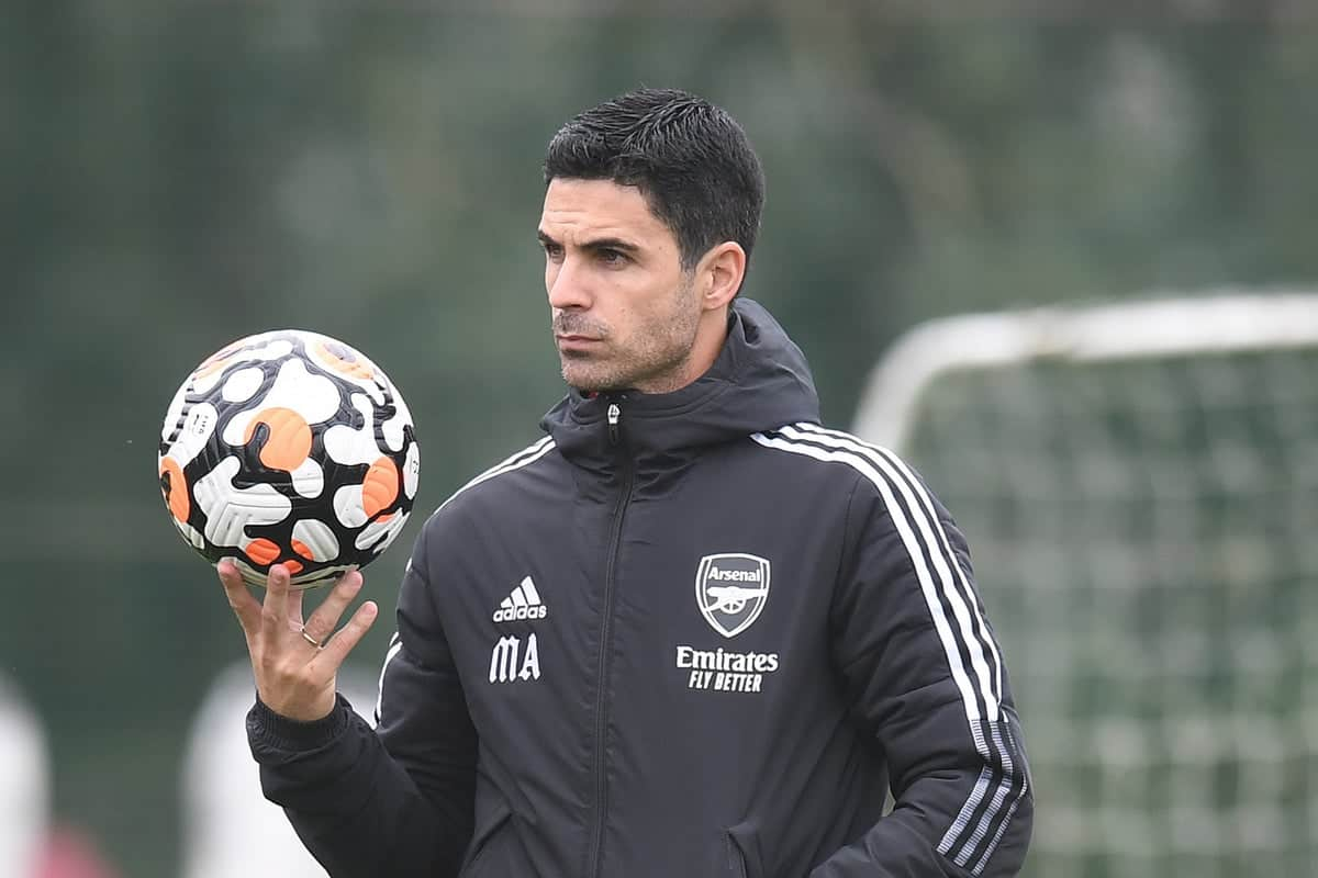Mikel Arteta provides injury update ahead of Crystal Palace clash