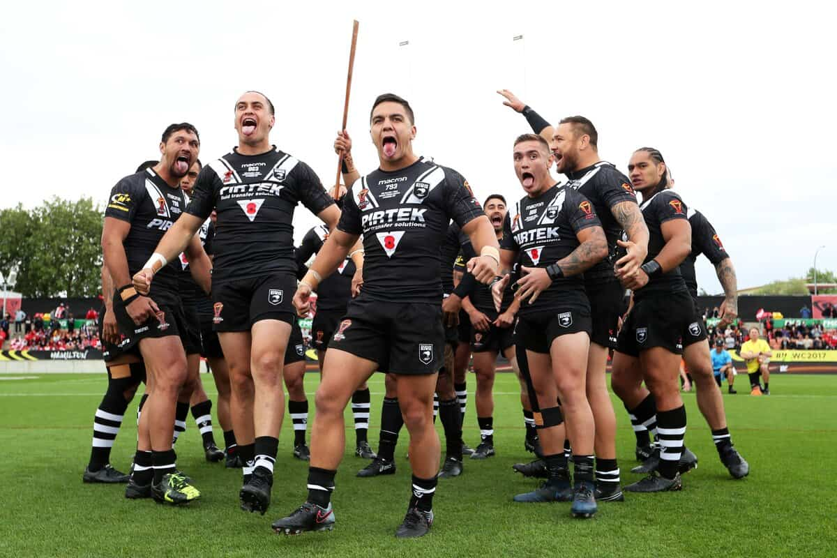 Kiwis name wider squad ahead of 2022 Rugby League World Cup